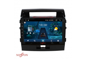 DVD ANDROID NIPPON - LAND CRUISER 2008 - 2015